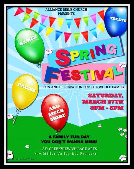 Outreach Spring Festival